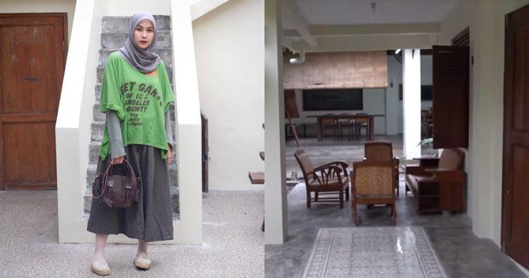 10 Foto Rumah Zaskia Adya Mecca Di Jogja Jauh Dari Kesan Glamor