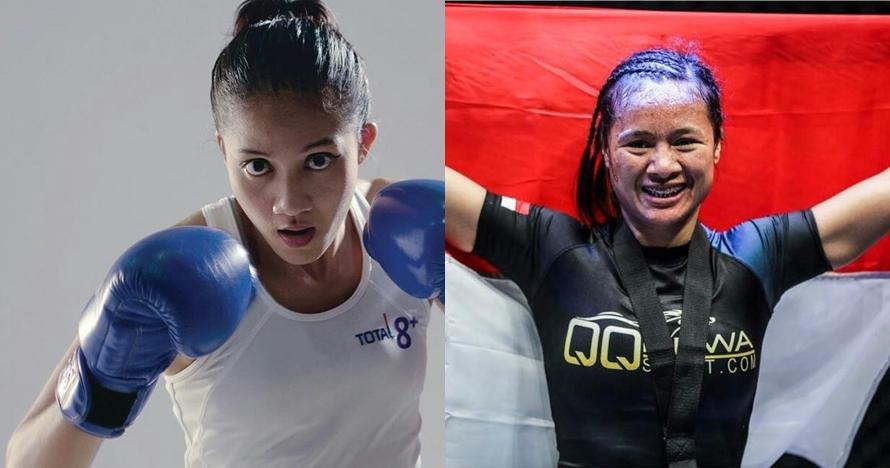 5 Petarung cantik MMA Indonesia, ada yang pakai hijab