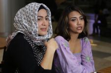 Jane Shalimar jenguk Vanessa Angel di Surabaya, bawa burger