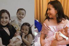 13 Momen Prilly bareng anak kecil & bayi, udah cocok jadi ibu?