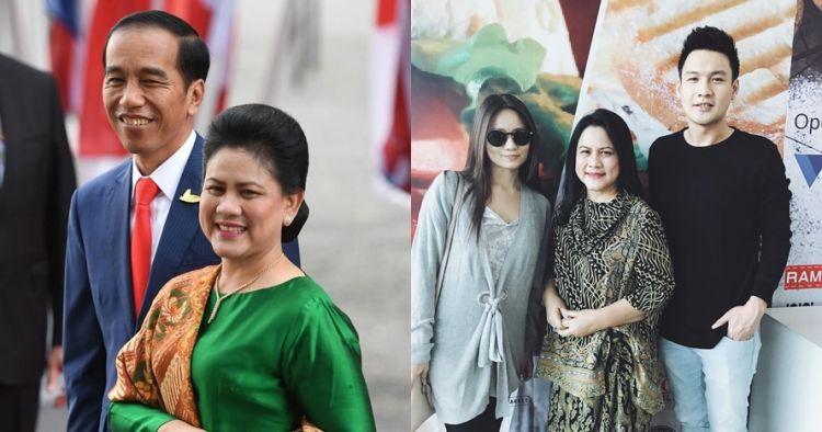 Curhat 4 seleb foto bareng Iriana, ada yang diidolakan Ibu Negara
