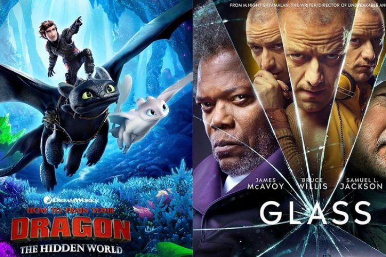 m night shyamalan movie 2019 6 Film Hollywood Tayang Di Januari 2019 Ada Lanjutan Split