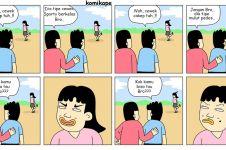 11 Komik strip lucu tipe-tipe cewek ini bikin mikir keras