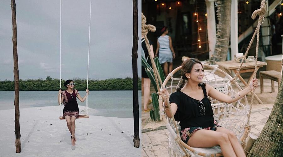 beda gaya Vanessa dan Faye  © 2019 brilio.net