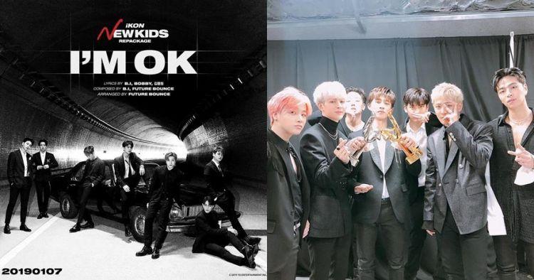 Lirik dan arti lagu I'm Okay dari iKON