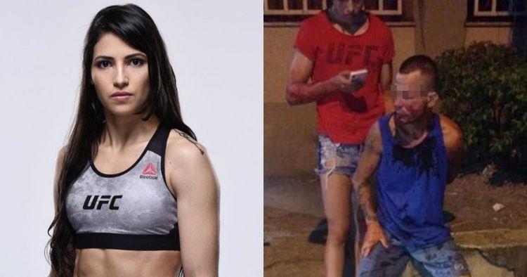 Pria ini merampok petarung wanita MMA, nasibnya berakhir apes
