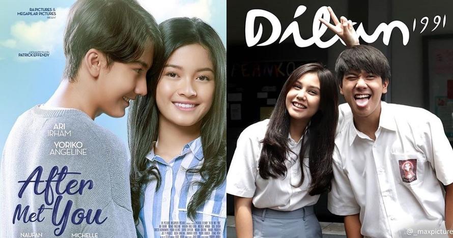 6 Film Indonesia tentang romantisme masa remaja yang tayang 2019