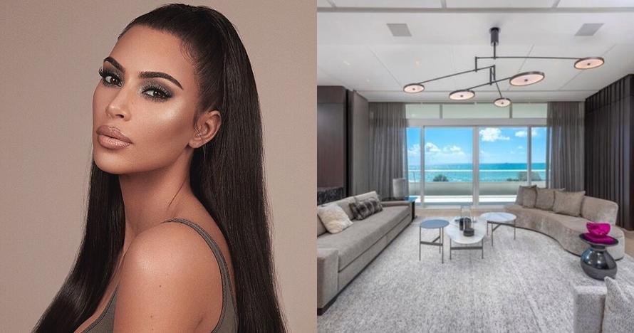 10 Potret rumah baru Kim Kardashian, harganya Rp 197 miliar