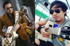 Beda penampilan 6 musisi Indonesia pakai & tanpa kacamata hitam