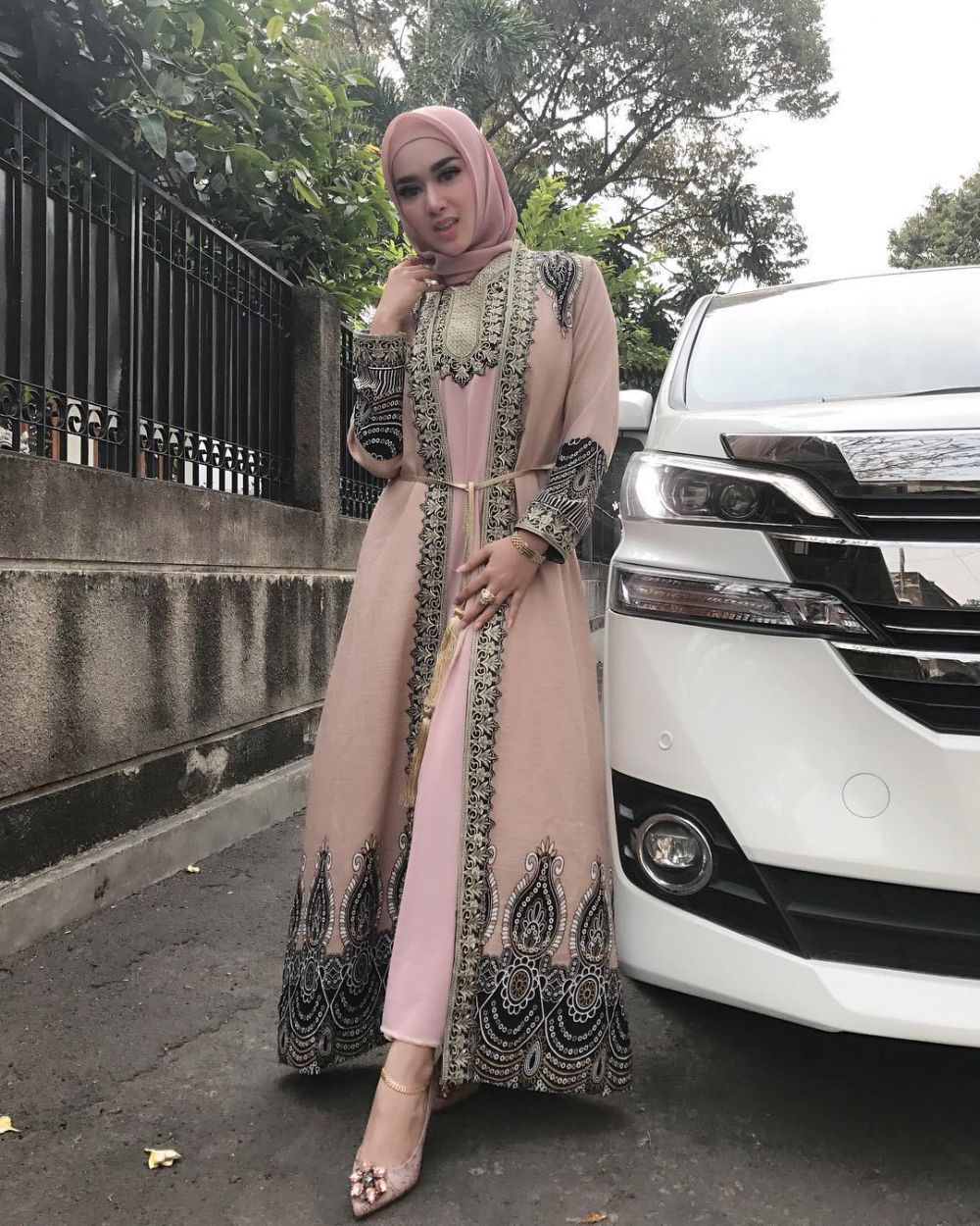 Transformasi Tiara Dewi  © 2019 brilio.net