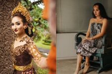 14 Pesona Naomi Zaskia kenakan busana tradisional, anggun banget