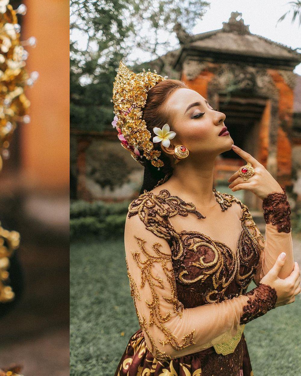 Naomi Zaskia tradisional © 2019 brilio.net