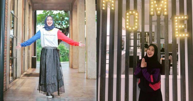 Ria Ricis liburan ekstrem di Bandung, jajal 5 wahana menantang