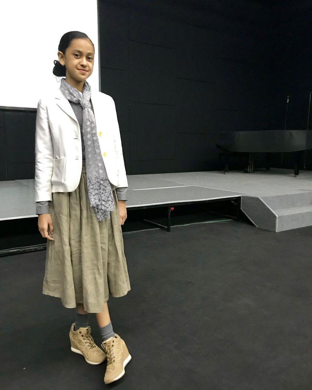 outfit asila maisa © Instagram @therealasilamaisa