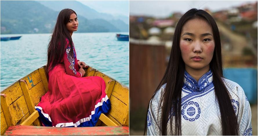 15 Baju tradisional cewek di berbagai negara, cantiknya autentik