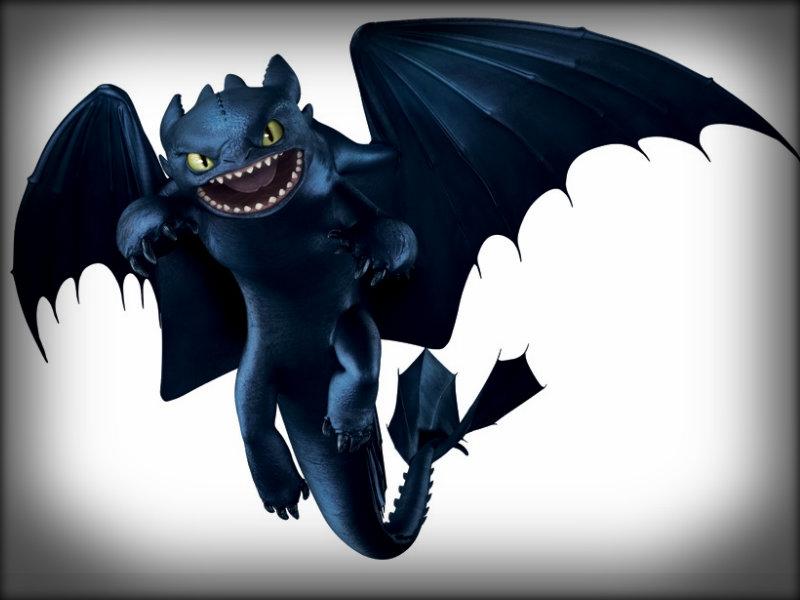 Toothless istimewa