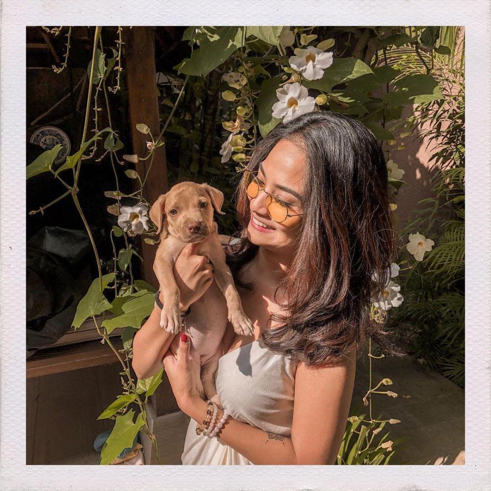 Vanessa Pecinta Hewan  © 2019 brilio.net