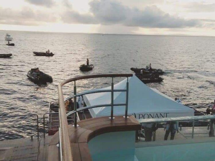 Menikmati keindahan Tanjung Puting dengan kapal pesiar, unik