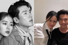 8 Momen kedekatan Son Ye-jin & Hyun Bin, dikabarkan lagi pacaran