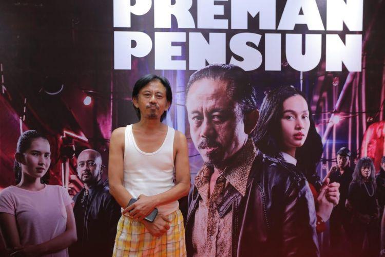 Perjuangan Epy Kusnandar jadi pemeran utama di Preman Pensiun