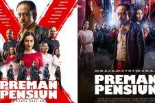 Kisah unik 5 bintang film Preman Pensiun selama syuting