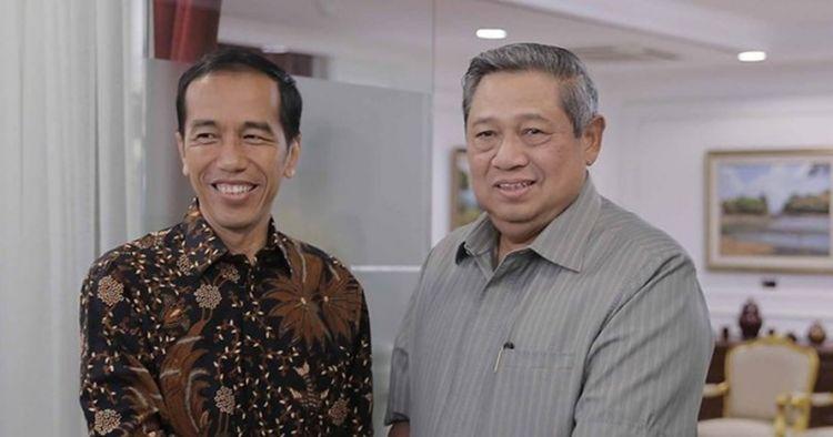 3 Momen Jokowi kunjungi tokoh yang pernah kritik dirinya