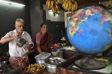 Kisah pasutri penjual teh bisa keliling 23 negara, inspiratif