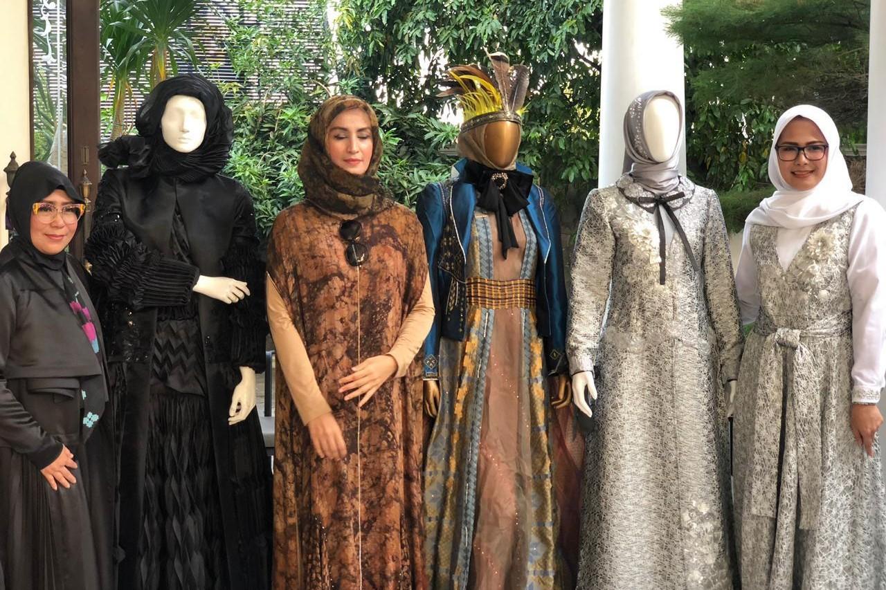 3 Desainer Indonesia ini akan tampil di Hong Kong Fashion Week