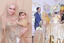 10 Momen ulang tahun Siti Nurhaliza, beri gelang emas ke ibunda