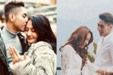 8 Momen Siti Badriah dilamar kekasih di Korea, cincinnya khusus