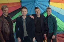 8 Tahun vakum, Westlife comeback bawakan lagu ciptaan Ed Sheeran