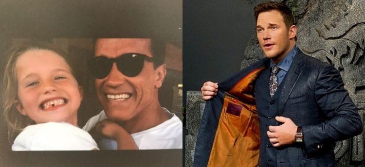 Chris Pratt bakal jadi mantu Arnold Schwarzenegger, ini buktinya