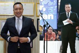 12 Foto Imam Priyono, eks Abang Jakarta jadi moderator debat pilpres
