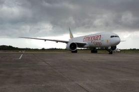 Kronologi TNI AU paksa Ethiopian Air mendarat, sempat terkendala
