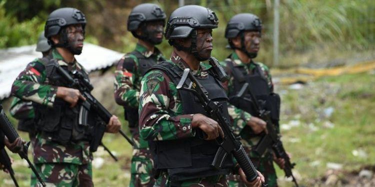 'Disentil' Prabowo, ini ranking militer RI versi GFP