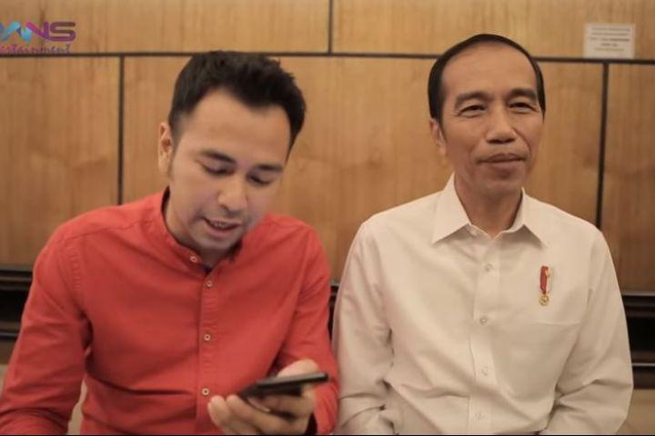14 Tanya jawab Raffi Ahmad dan Jokowi, ungkap rahasia presiden