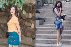 15 Potret Ranty Maria kuliah di Korea Selatan, bak Idol K-Pop