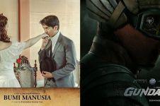 7 Film Indonesia diadaptasi dari novel dan komik tayang 2019