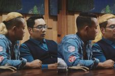 6 Foto editan gaya rambut Sule & Ridwan Kamil ini bikin ngakak