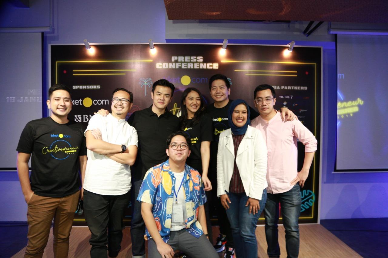 Mau belajar ilmu entrepreneurship? Datang aja ke Creativepreneur 2019!