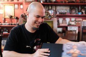 Ahmad Dhani: Musik itu hobi, politik itu passion