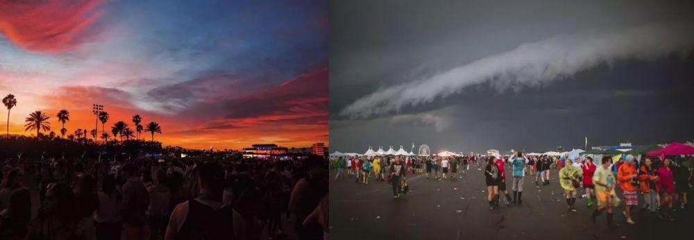 Ekspektasi VS realita nonton festival musik berbagai sumber