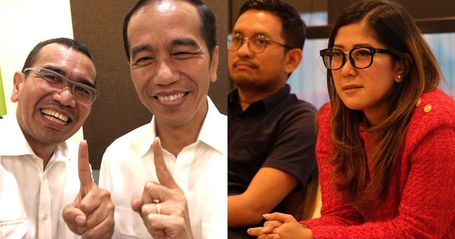 Ini tim Jokowi yang siapkan materi debat capres, ada 3 eks wartawan