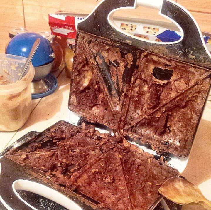 11 Foto masakan gagal ini dijamin bikin kamu nggak jadi laper © 2019 brilio.net