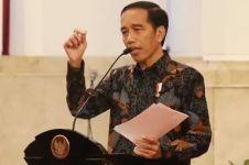 Ini kostum yang bakal dikenakan Jokowi di debat capres perdana