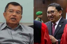 JK tanya Fadli Zon apa benar Prabowo mundur, ini jawabannya