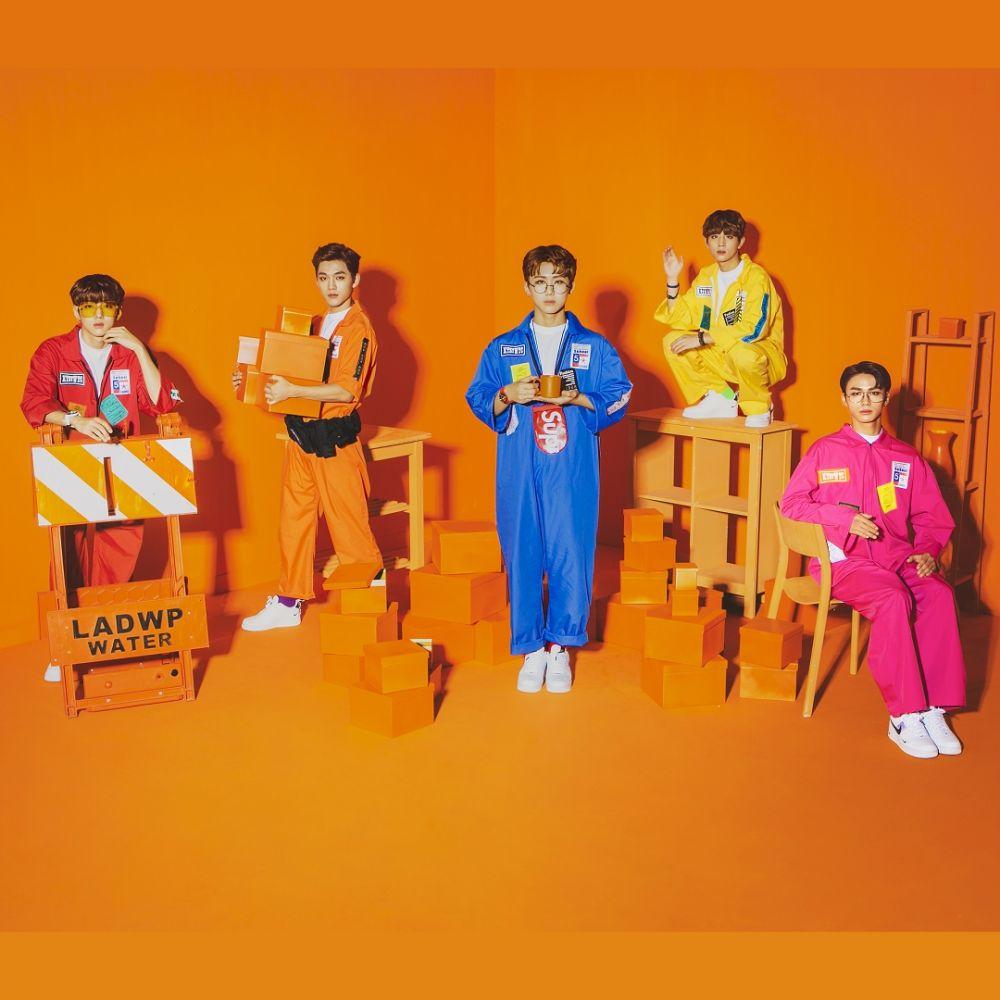 boyband rookie debut 2019  © 2019 brilio.net