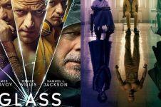 7 Fakta film Glass, sekuel Unbreakable & Split penuh plot twist