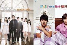 7 Drama Korea romantis terbaik terinspirasi dongeng Cinderella
