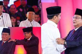 Cek fakta 8 pernyataan Jokowi-Ma'ruf & Prabowo-Sandi dalam debat